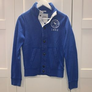 abercrombie kids Button Up Sweater